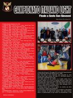 Finale a Sesto San Giovanni - francoscorrano wfc italia