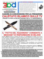 CNT 31 - Coordinamento Nazionale Televisioni