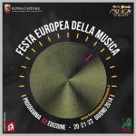 Programma Festa Europea della Musica giugno