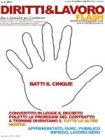 Bollettino n 4 2014