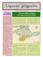 Anno XVI° (2014) n.4 - AIIG Liguria