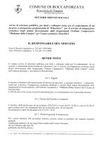 ìi,##1.. - Comune di Roccaforzata