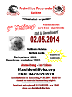 8° Yeticup 02.05.2014