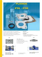 FLANGE FTA - FTR