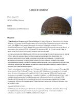 Relazione di Marco Crespi sulla visita al