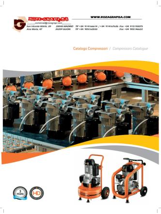 Catalogo Compressori / Compressors Catalogue