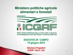 Gianluca Fregolent, Icqrf Conegliano