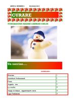 dicembre - Fondazione Madre Cabrini