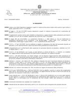 decreto pubblicazione graduatorie definitive