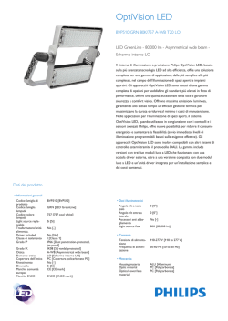 OptiVision LED BVP510 flood-lighting luminaire