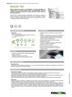 GeoLite® Gel - the Kerakoll products area