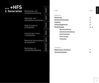 +HFS 2. Generation