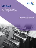 viP Band- veRSione 2.1 - giugno 14
