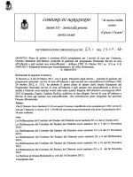 Determinazione dirigenziale di approvazione n. 630 del 23/07/2014