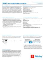 TARGET™ 2015 (EURO) FUND A-ACC-EURO