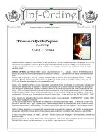 Ricordo di Guido Cafiero - Ordine Scout di San Giorgio