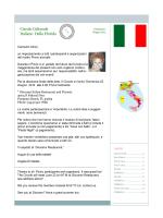 May 2014 - Il Circolo Culturale Italiano della Florida