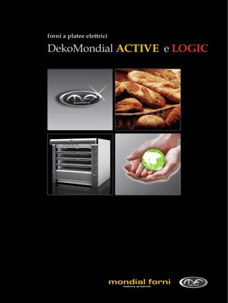 DekoMondial ACTIVE e LOGIC