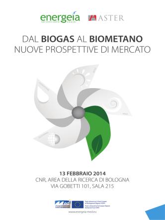 dal biogas al biometano nuove prospettive di mercato