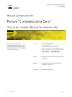 Manuale - Continuità della cura