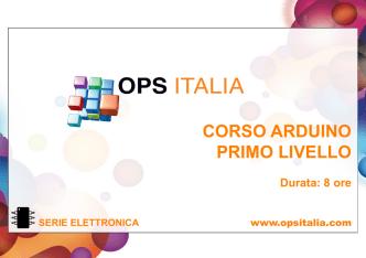 Corso Arduino Base [PROGRAMMA].pptx