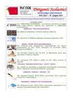 2014 – 05 Giugno - FLC CGIL Lombardia