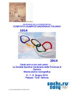 Libro Società Centenarie - Tennis Club Genova 1893