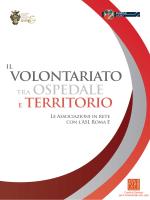 Pubblicazione - Volontariato Lazio