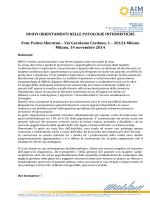 Scarica programma e CV relatori.