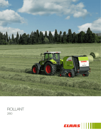 Catalogo ROLLANT 260