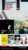 Gli eventi del mese Scarica il PDF con date, luoghi e orari degli