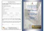 Programma Scientifico con scheda di iscrizione
