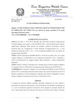 Bando tutor- - Ufficio XI - Ambito territoriale per la provincia di Forlì