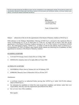 ASTM List - Grupposias.it