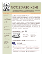 KEMI – Notiziario - News