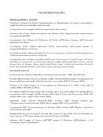 Prof. MICHELE VELLANO - CampusNet