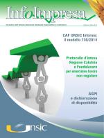 Infoimpresa Febbraio/Marzo 2014