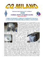 IQ2M I - Sezione ARI Milano