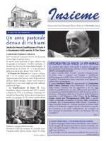 insieme 11 2014 - Salesiani Don Bosco