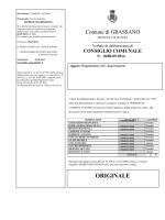 ORIGINALE - Comune di Grassano