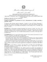DOCG Nizza - Proposta di disciplinare di produzione