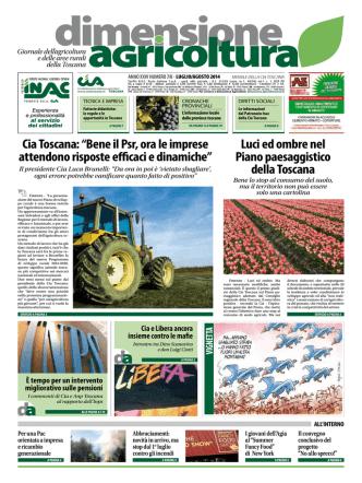 """Cia Toscana: """"Bene il Psr, ora le imprese attendono"""