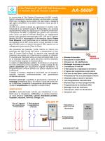 depliant - Tema Telecomunicazioni