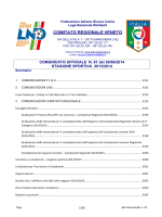 Com_N91_Unico - FIGC Veneto