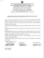 assegnazione servizio pre e post scuola a.s. 2014/15