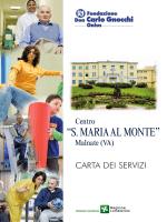 ed. giu. 2014 - Fondazione Don Carlo Gnocchi