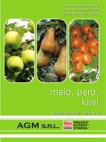melo, pero, kiwi melo, pero, kiwi