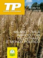 MILANO 12MILA AGRICOLTORI INCONTRANO IL MONDO POLITICO