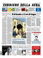 Corriere della sera - 26.07.2014
