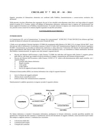 circolare n° 12 del 28 – 6 - 2012 - Studio Ghiglione Commercialisti